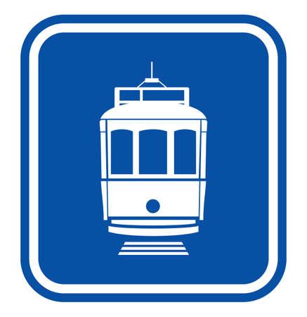 tramway: caution tramway