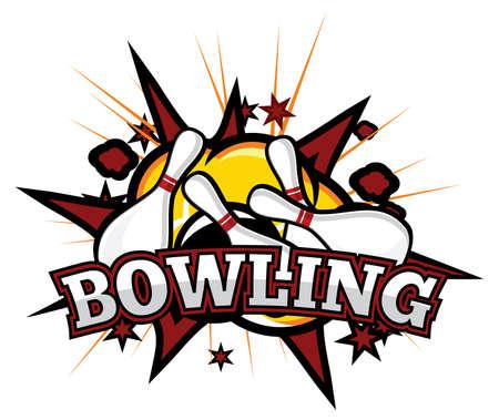 bowling pin: Bowling