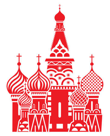 russian culture: Moscow symbol - Saint Basil s Cathedral, Russia