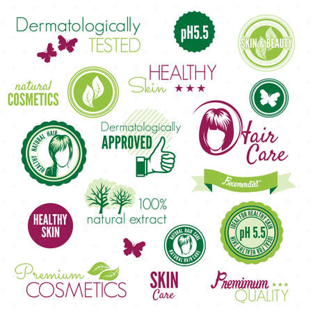 Antibacterial: Cosmetics labels