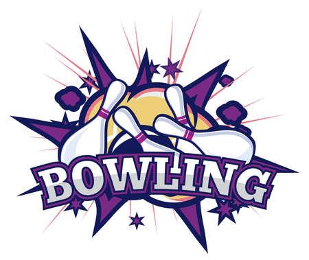 Bowling Banque d'images - 28780546