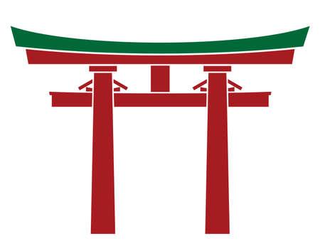 torii: Puerta de Torii - Jap�n Puerta