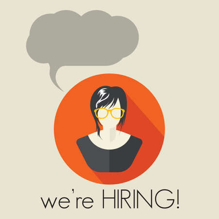 help wanted: We are hiring Illustration