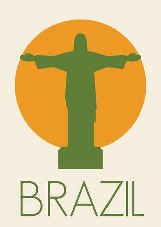 janeiro: Rio de janeiro symbol