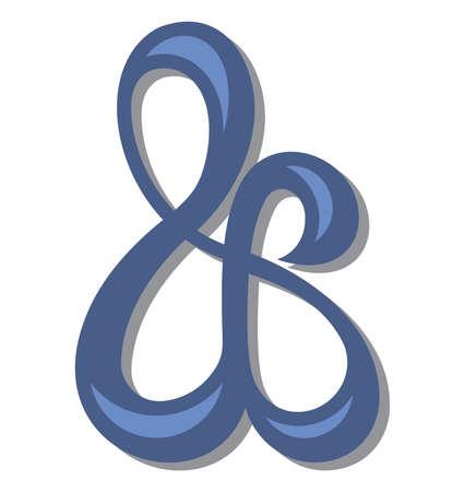 ampersand: Ampersand symbol