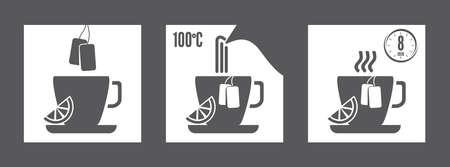 Tea preparation tutorial