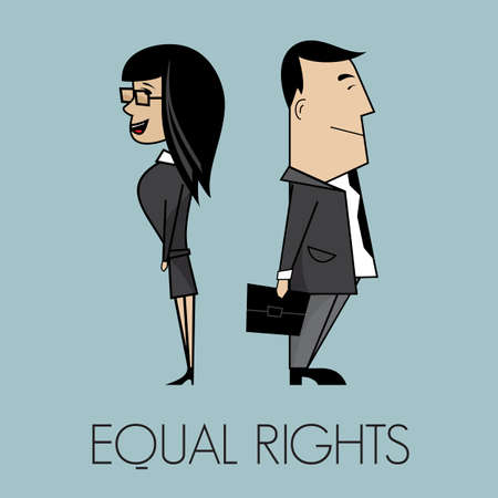equal to: Equal rights
