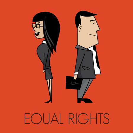 human rights: Equal rights