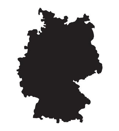 deutschland karte: Deutschland-Karte