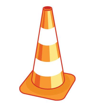 cone: Traffic cone