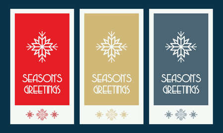 greetings from: Seasons greetings