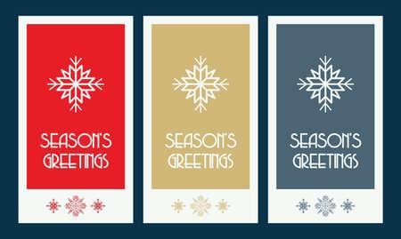 seasons greetings: Stagioni saluti