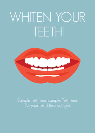 whiten: Whiten your teeth