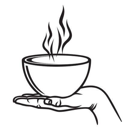 soup: Soup in hand icon