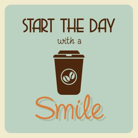 good break: Comience el d�a con un caf�