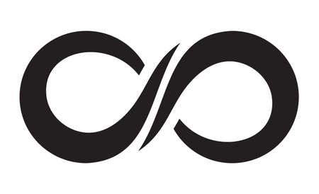 signo infinito: Icono de Infinity
