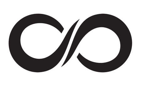 infinite loop: Infinity icon
