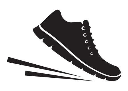 Buty do biegania ikony