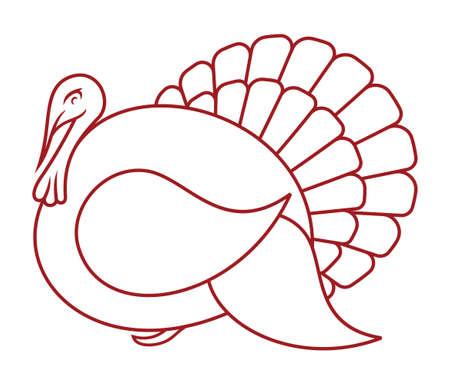 gobble: Turkey icon