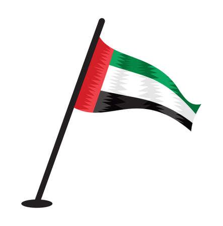 united arab emirates: united Arab emirates flag