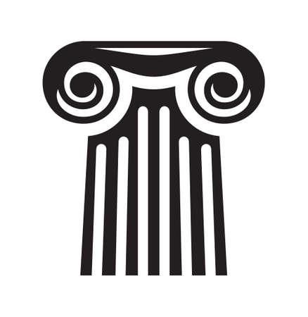 corinthian: Column icon