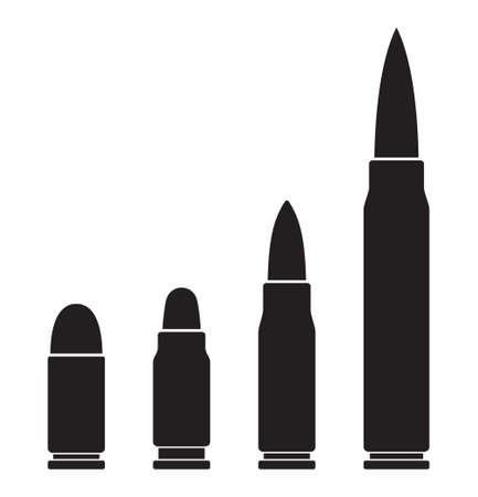 Bullets Symbole Standard-Bild - 41503134
