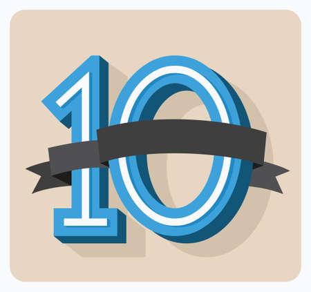 ten years jubilee: 10 years laurel