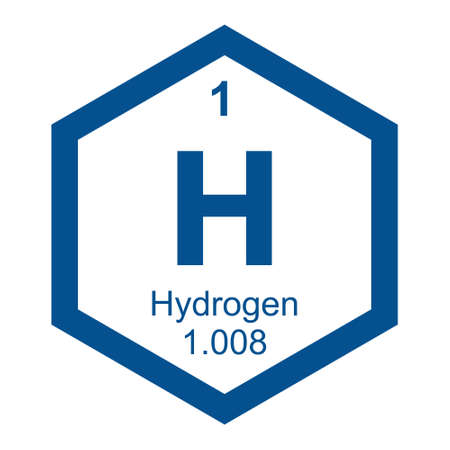 chemistry lab: Periodic table Hydrogen