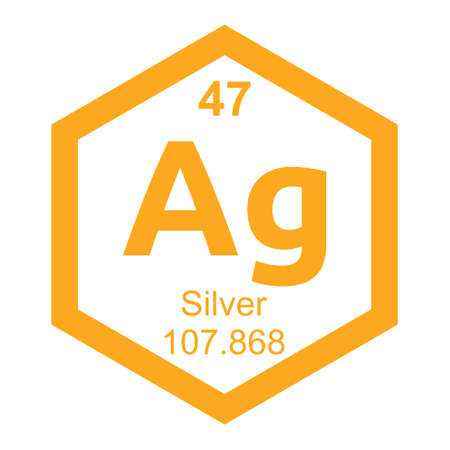 affinity: Periodic table Silver