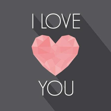 love card: Tarjeta de amor