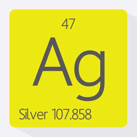 silver: Periodic table Silver