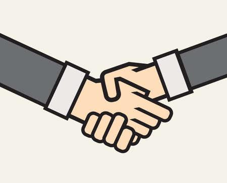 business hand shake: Business Hand shake