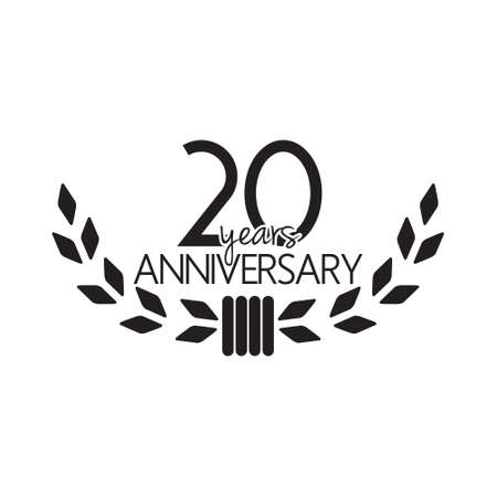 anniversaire: 20 années anniversaire