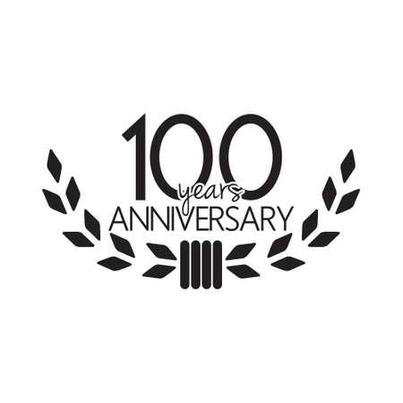 hundred: 100 years anniversary