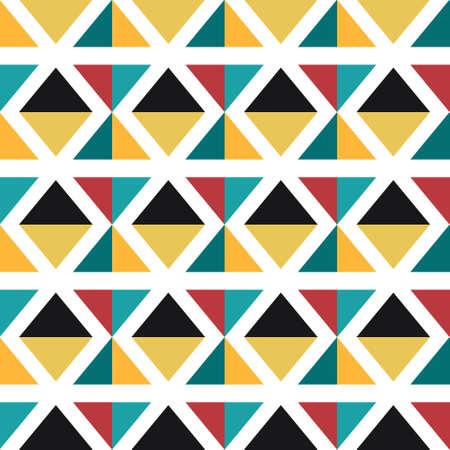 retro: Retro seamless vector pattern