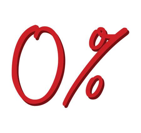 Zero percent
