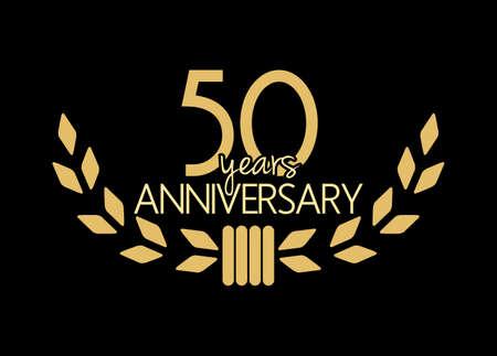 50 jarig bestaan