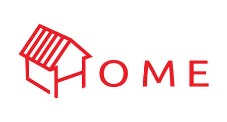 residential home: Home vector icon Illustration