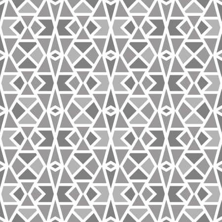 patterns vector: Retro gray seamless vector pattern