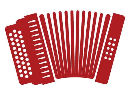 accordion: Accordion icon