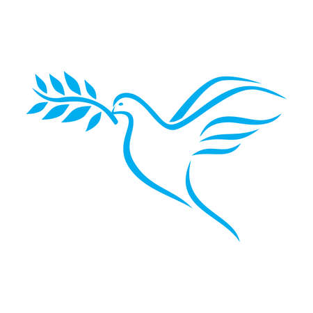 world peace: Dove of Peace