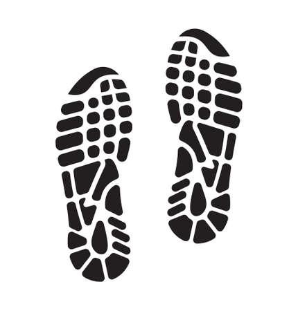 Impressum Sohlen Schuhe - Turnschuhe Standard-Bild - 47612831