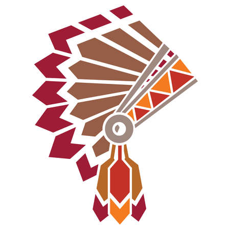 1,812 Indian Chief Stock Illustrations, Cliparts And Royalty Free ...