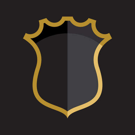 protection icon: Protection shield icon
