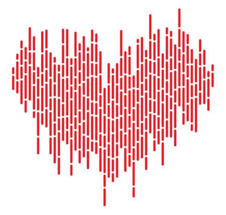 pulse: Equalizer pulse heart beats