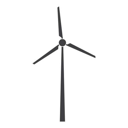 wind turbine: Windmill icon