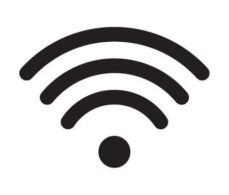 Wi fi vector icon