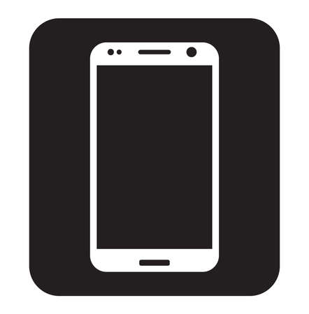 internet buttons: smartphone icon