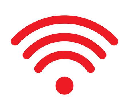 símbolo de wi-fi