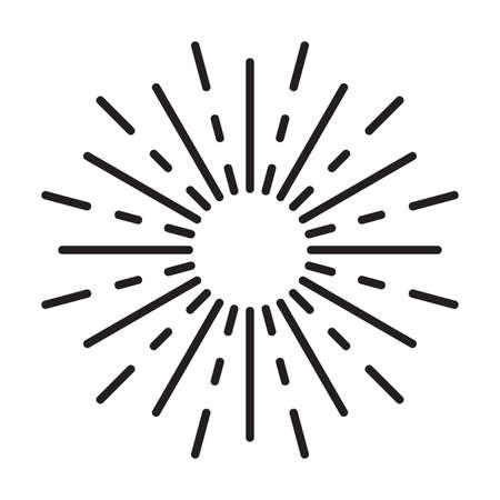 sunburst: sunburst Illustration
